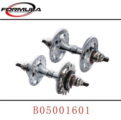 2015 China Aluminum Alloy 28/32/36H Bicycle Front/Rear Hub