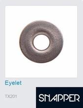Unique Flat Top Customed Designed High Quality For Shoe Lace Belt Handbag Metal Eyelet Grommet