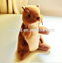 8inches Squirrel Stuffed Animal Plush Toy