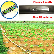 2015 Hot Sale Plastic Material Agricultural Irrigation Projects, Drip Irrigation Tube