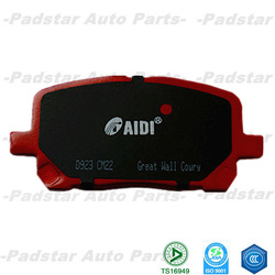 Automotive parts india midlum disc D923 automobile car brake pads japanese used cars low price