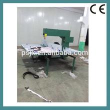 PONSE Vertical PU foam rubber sheet trim cutting machine
