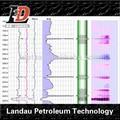 corpo di ispezione strumento elettromagnetico dello spessore di strumento per giacimento di petrolio con certificato