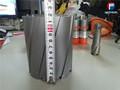 tct core cortador de brocas de diamante broca del taladro tct anular cortador universal con la caña