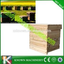 De madera de cedro bee hives / abeja de plástico de la colmena de la marcos