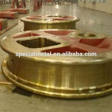 OEM steel forged gantry crane wheels