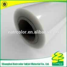 330mm PET Water Resistant Transparent Film for Inkjet printing