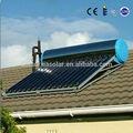 De alta calidad compacto en la azotea de pre- calienta la energía solar del calentador de agua, productos de energía solar