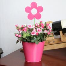 Home & Garden decoration art and craft metal vases