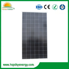 300 watt high quality poly solar panel with competitive price