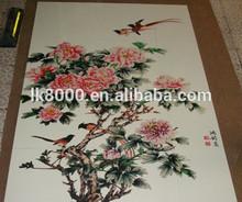 size 31cm*60cm bamboo curtain printer econolic type house store suitable
