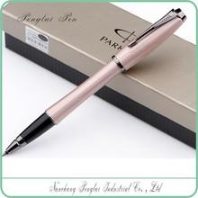 luxury Metal urban gel parker cap-off hot style metal parker ink refill pen