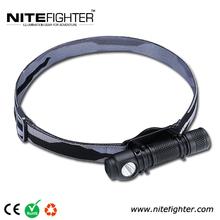 Nitefighter L1A Professional Headlamp 85Lumens Multifuncational LED Headlamp Best LED Magnet Flashlight