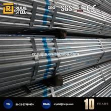 standard of galvanized scaffolding tubes/scaffolding fittings/scaffolding