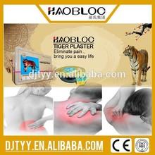 Tiger Plaster/Back Pain Patch Manufacturer