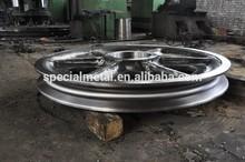 High quality large cast iron flywheel