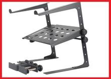 Profresional Portable metal adjustable DJ laptop stand