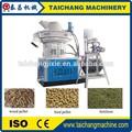 Aserrín de pellets de alfalfa molino de heno de paja de la máquina de pellets anillo de morir anillo de morir precio de taichang con capacidad 1.5-2t/h