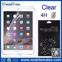 Wholesale 4H Clear LCD Screen Protector Film Guard for iPad Mini/iPad Mini 2 Retina/iPad Mini 3