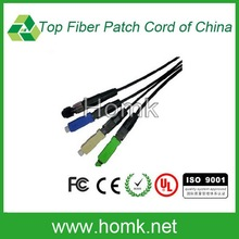 Specially LC SC FC fast connector for fiber optic equipment