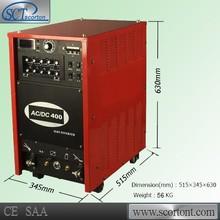 ITG-400 inverter AC DC TIG portable Digital IGBT inverter DC Pulse aluminium dc/ac argon/tig welding