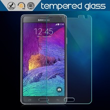 OEM HD clear anti fingerprint anti scratch waterproof no bubble Japan material mobile phone screen protector for note 4