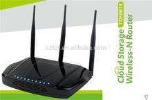 tenda 300M 11n 5dBi best wireless Router 3T3R