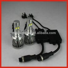 Hot Sale for 2015 led car headlight H1 H3 H4 H7 H8 H9 H10 H11 H13 9004 9005 HB3 9006 HB4 9007 880 60w 6000lm CREEs Led Headlight