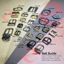Gold Supplier Supplier with Novelty New Metal Buckle Bag Belt