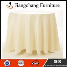 Elegant High Quality Hotel Round Table Cloth Furniture JC-ZB271