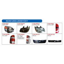 auto lamp for TOYOTA NOAH 2003-2008/VOXY