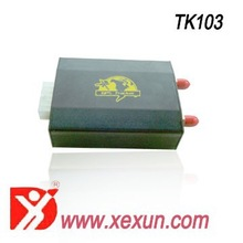 Accurate gps vehicle tracker TK103 Mini Global Real Time Smallest GSM GPRS GPS Tracker Tracking Device