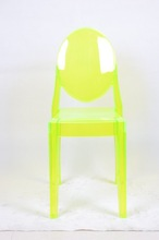 cheap armless chair ghost manufacturer