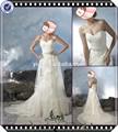 jj3715 frisada sereia sexy estilo boêmio de vestidos de noiva 2015
