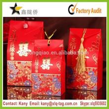 2015 Hot sale professional custom paper cardboard packaging candy sweet box