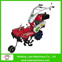 13hp Gasoline Mini Walking Trencher for Garden and Farm