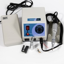 dental lab equipment Marathon dental micro motor strong with contra angle + straight + electric motor