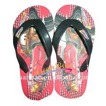 2015 brand name slippers for children kids lighted slippers