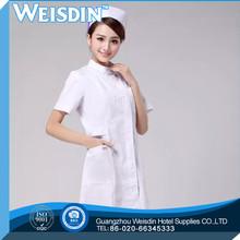 medical uniform hot sale cotton/spandex nurse flash drive usb