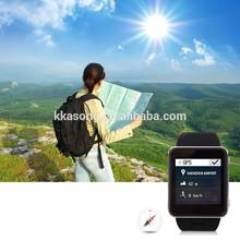 2015 hot selling golet Kids GPS watch,wrist watch gps,kids tracking gps watch