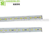Hot sales 1usd 12V SMD 5630/5730 wholesale LED light bar72pcs led