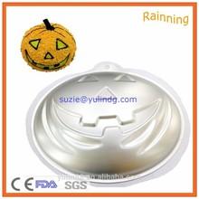 Halloween Series Pumpkins shapes 3D aluminum alloy cake pan cake molds