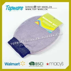 topware china suppliers cheap fabric glove in fabric market
