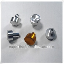 High quality low price CNC machining service,OEM non-standard customized CNC turning machined aluminum control knobs