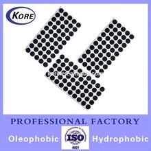 oil repellent LED venting membrane