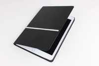 New Arrival For Apple iPad 6 iPad Air 2 Diamond Texture Flip Leather Case Cover Skin Holder Cover Stand