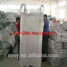 China manufacturer pp jumbo bag (for cement,sand,building material,chemical,fertilizer,flour ,sugar etc)