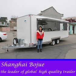 FV-45 CE NEW CHINA FOOD CART FOOD TRAILER BBQ FOOD CART