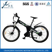 Flash , front wheel motor electric bike chopper