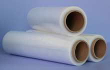 Waterproof Plastic Transparent LLDPE Stretch Film Roll
